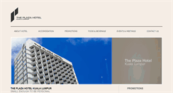 Preview of hotelplazakl.com.my